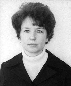 Светлана Александровна Арефьева