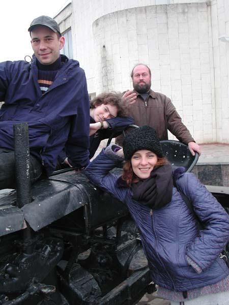 Группа ''Ковчег'' 2003. Фото о. Димитрия Карпенко (Белгород)