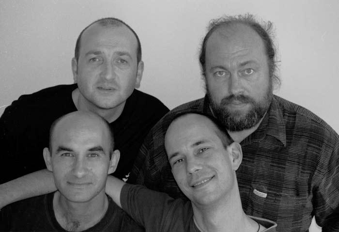 Группа ''Ковчег'' 2004. Фото Ольги Арефьевой