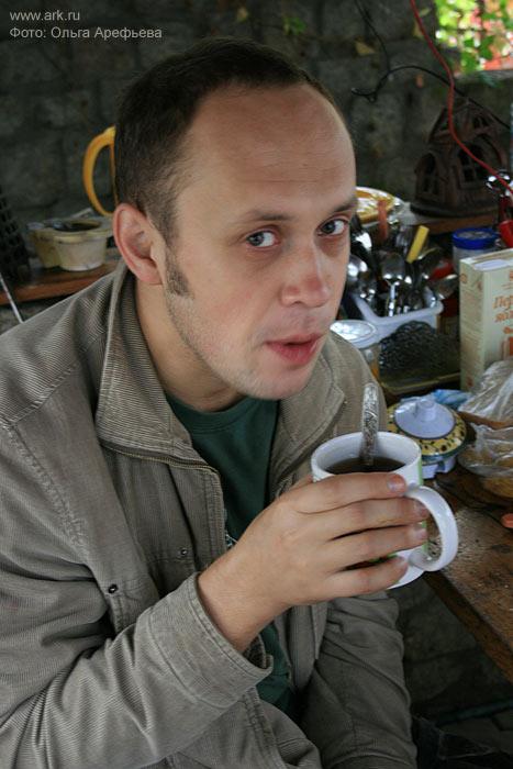 Александр Пеньков (директор) сентябрь 2007. Фото Ольги Арефьевой
