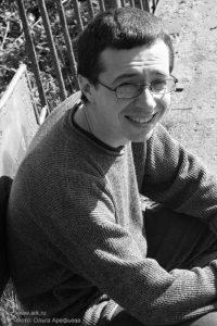 Сергей Индюков (гитара) сентябрь 2007. Фото Ольги Арефьевой