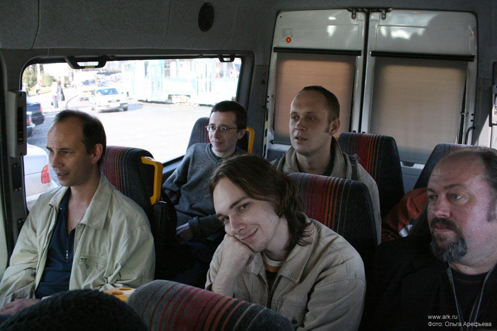 ''Ковчег'' в Калининграде, сентябрь 2007. Фото Ольги Арефьевой