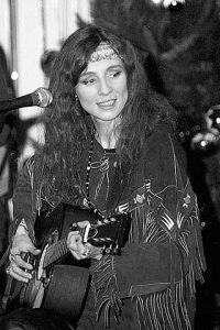 Концерт в ЦДХ 25 декабря 1998