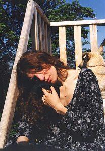 фото Лены Калагиной (лето 2000)