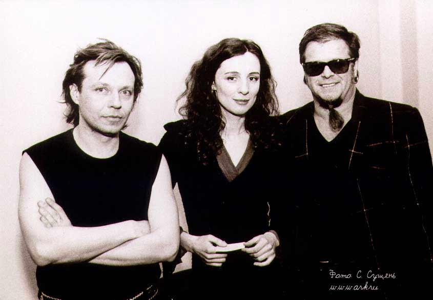 фото Светланы Сущень, Питер, 14 января 2003