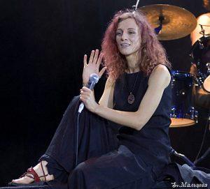 Ольга Арефьева. Фото Светланы Мальцевой
