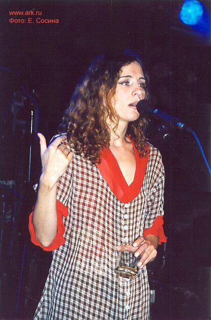 Фото Е. Сосиной (Израиль ноябрь 2001 клуб ''Барби'')