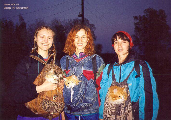 фото И. Касимова (май 2001)