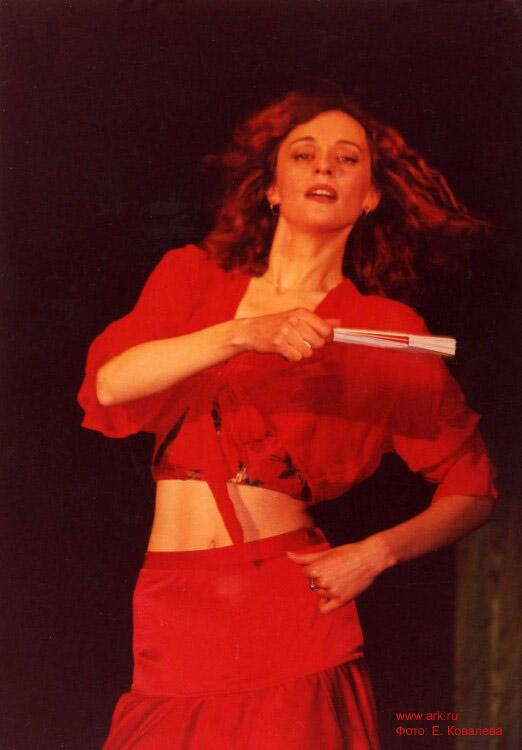 фото Лены Ковалёвой 2 июня 2001