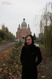 Ольга Арефьева и «Ковчег». Фотографии из поездки в Винницу (электрический концерт 25 октября 2007 в Доме офицеров)