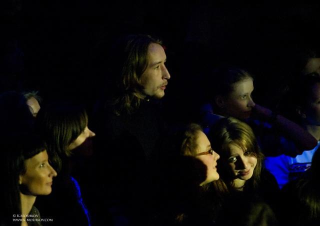 """Фотографии с концерта в клубе """"Plan B"""" (программа - старые регги-хиты) 25 января 2008.  Фото Константина Мошкова"""