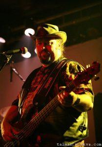 """Фотографии с концерта в клубе """"Plan B"""" (программа - старые регги-хиты) 25 января 2008.  Фото Игоря Ковинько"""