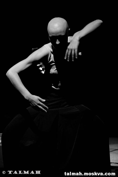 Ольга Арефьева и «Ковчег». Фотографии с акустического концерта в ЦДХ (Москва) 21 сентября 2008. Фото Игоря Ковинько
