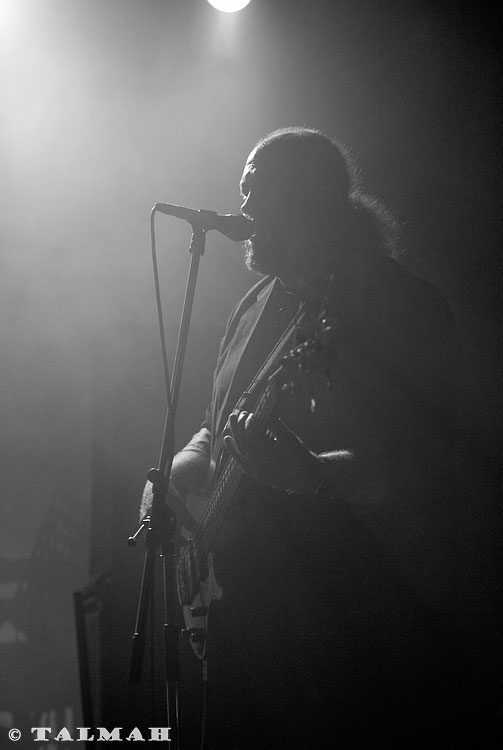 Ольга Арефьева и «Ковчег».  Фотографии с электрического концерта в клубе «Plan B» (Москва) 3 октября 2008.  Фото Игоря Ковинько