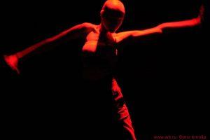 Ольга Арефьева и «Ковчег». Фотографии с акустического концерта в Нижнем Новгороде (Театр Кукол) 30 ноября 2008. Фото krrrolia