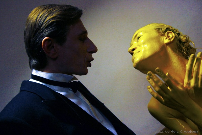 Фото Ольги Арефьевой. Фотографии со Второго Всемирного Конгресса дураков Вячеслава Полунина 2009