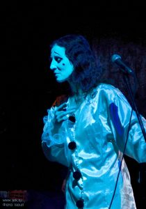 Ольга Арефьева и «Ковчег». Фотографии с акустического концерта в ЦДХ (Москва) 29 ноября 2009. Фото lsoull