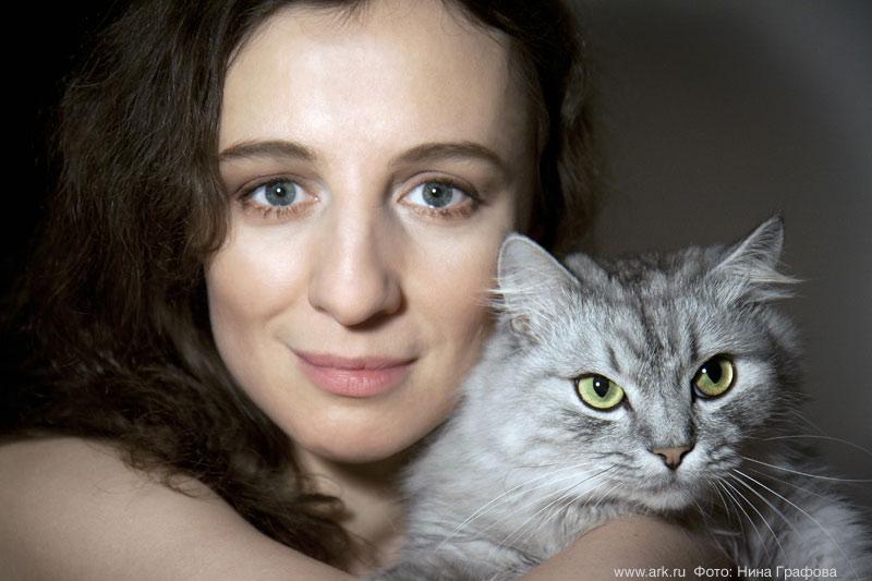 Фото Нины Графовой. Фотосессия с театром KALIMBA 6 февраля 2011