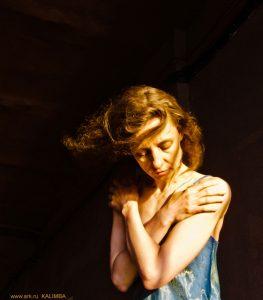 Ольга Арефьева. Фотосессия в Питере 11 июня 2011. Фото KALIMBA.