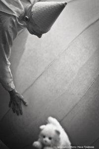 """Ольга Арефьева и «Ковчег». Фотографии с праздничного концерта в честь дня рождения Ольги Арефьевой в Цирке """"Аквамарин"""" 24 сентября 2011.  Фото Нины Графовой"""