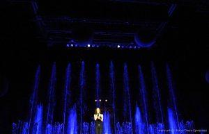 """Ольга Арефьева и """"Ковчег"""". Фотографии с концерта-презентации альбома Снег в Цирке """"Аквамарин"""" 8 декабря 2011. Фото Ольги Ермаковой"""