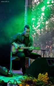 Фотографии с концерта в КЦ «Четыре помещика» (Владимирская обл.) 28 июля 2012.  Фото KALIMBA
