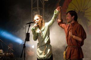 Фотографии с фестиваля «Восточные лета» (Уссурийск) 25 августа 2012.  Фото Елены Кочубей