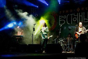 Фотографии с фестиваля «Восточные лета» (Уссурийск) 25 августа 2012.  Фото Александра Наумкина