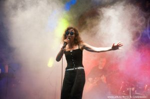 Фотографии с фестиваля «Восточные лета» (Уссурийск) 25 августа 2012.  Фото Владимира Семенихина