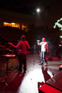"""Фото Ольги Арефьевой. Концерт """"АВИА"""" в Политеатре 1 декабря 2012."""