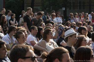 """Фотографии с фестиваля """"Этнопланета-2013"""" (Москва) 8 июня 2013.  Фото Нины Графовой"""