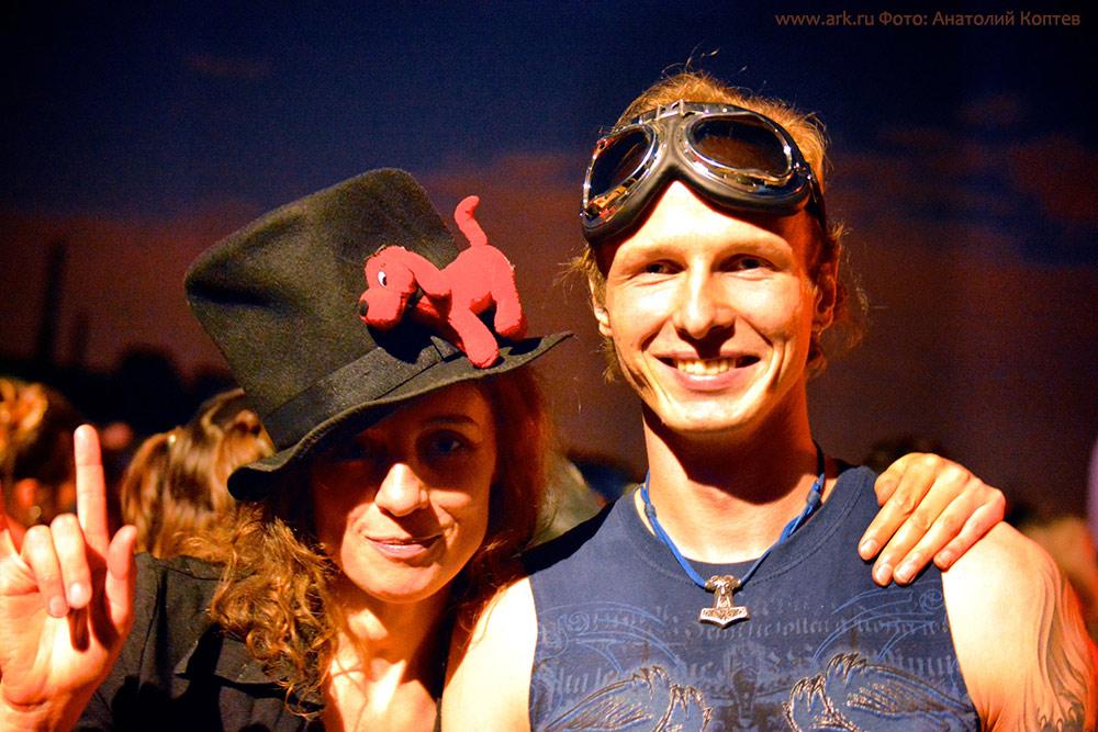 Фотографии c фестиваля «Живые огни» (Санкт-Петербург) 14 сентября 2013. Фото Анатолия Коптева.