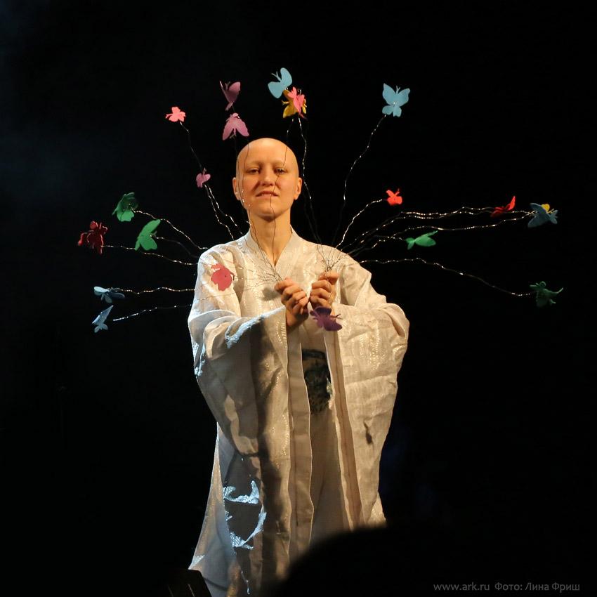 Фотографии с концерта в Санкт-Петербурге 22 ноября 2013 — презентации альбома «Театр». Фото Лины Фриш