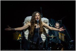 Фотографии с новогоднего концерта в ЦДХ 29 декабря 2013.  Фото Николая Угольникова.
