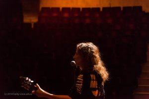 Фотографии с акустического концерта в ЦДХ (Москва) 23 марта 2014. Фото Дмитрия Рябинкина.