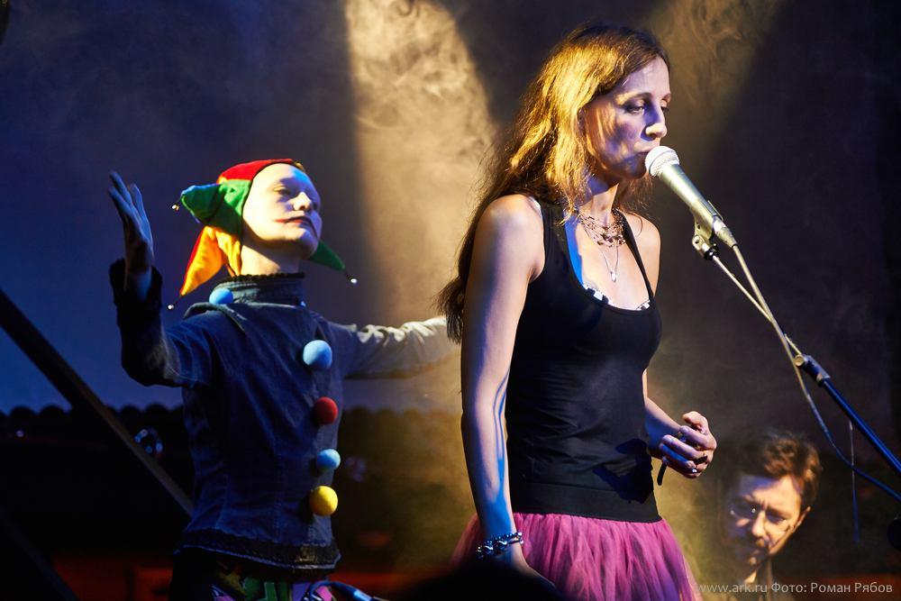 Фотографии с концерта в Ижевске 6 апреля 2014. Фото Романа Рябова.