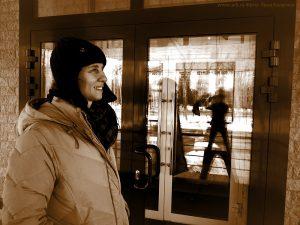 """Ольга Арефьева и """"Ковчег"""" в гастрольном туре по Уралу и Сибири в марте-апреле 2014."""