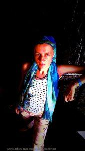 """Ольга Арефьева и """"Ковчег"""". Фотографии  с фестиваля """"Путь к себе"""" 2 августа 2014. Фото Лена Калагина."""