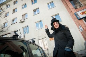 Екатеринбург, прогулка. Фото: Екатерина Пермякова