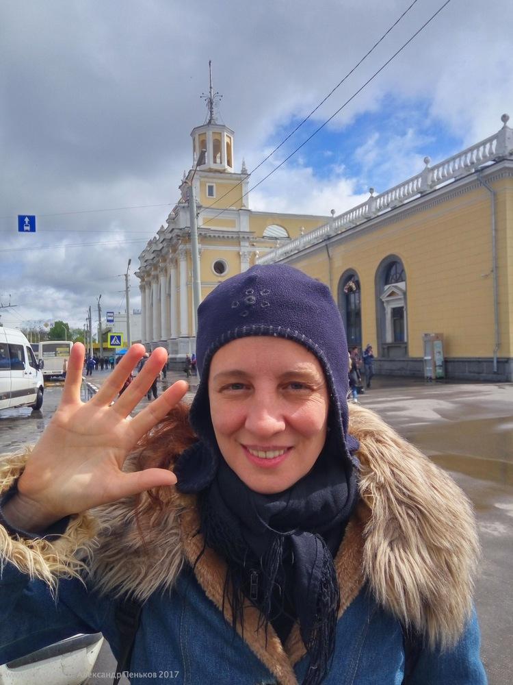 Ольга Арефьева в Ярославле 2-3 июня 2017. Фото: Александр Пеньков