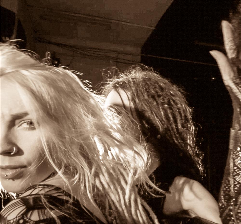 """Ольга Арефьева и Студия аудиовизуального искусства MAAVI. Съёмки клипа """"Мебель"""", июнь 2017"""