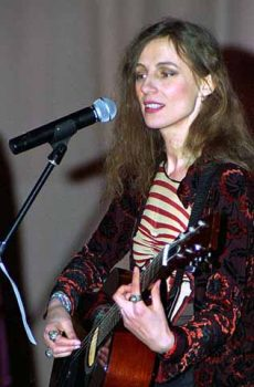 Концерт в ДК АЗЛК фото А.Барского 20 ноября 1998