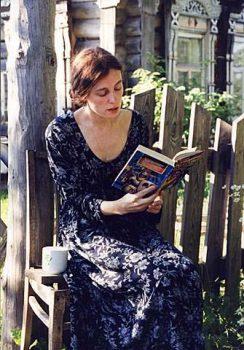 фото Лены Калагиной (9 июля 2000)