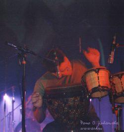 фото Ольги Урванцевой, Питер, 14 января 2003
