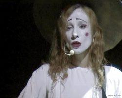 Ольга Арефьева и «Ковчег». Фото с новогоднего акустического концерта в ЦДХ 26 декабря 2004. Скриншоты с видео