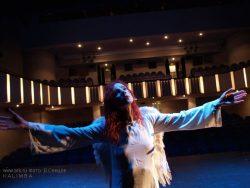 Фотографии с представления на сцене СТД в рамках Дней культуры Таллина в Москве 13 марта 2005. Фото: В.Сенцов