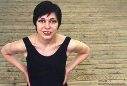 Лилия Сафина. Фото Ольги Арефьевой (1999)