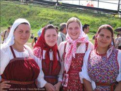 Фото Ольги Арефьевой (фестиваль Ethnoland 2006)