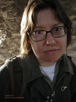 фото Ольги Арефьевой (осень 2006)