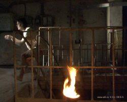 KALIMBA. Кадры видеосъёмок. Декабрь 2006